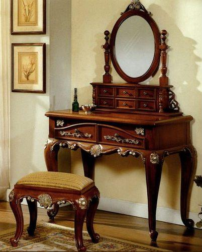 Evolution of the Vintage Vanity Table - How The Vintage Vanity Became The Modern Makeup Table Flourishmentary