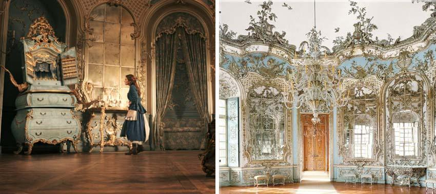 Belles Bedroom - Beauty And The Beast Design Ideas