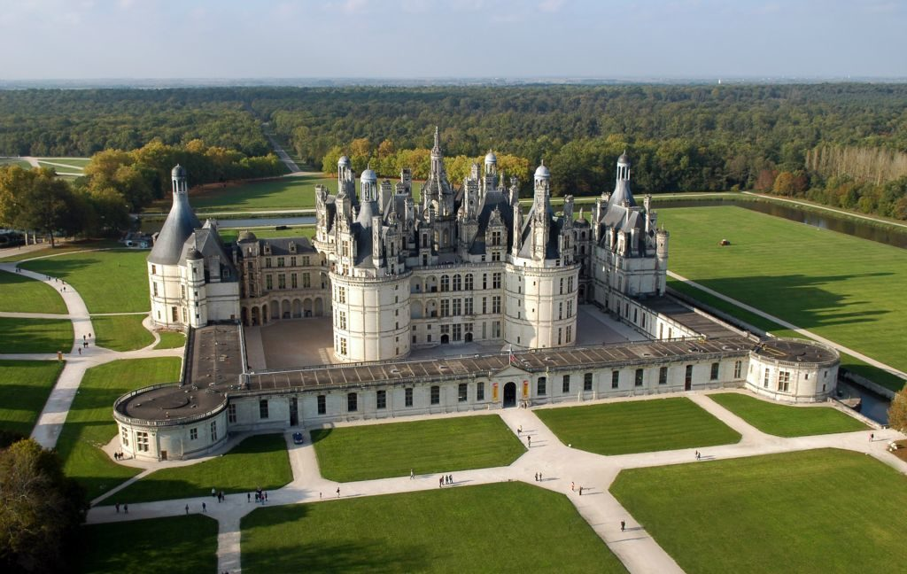 Château de Chambord Photo