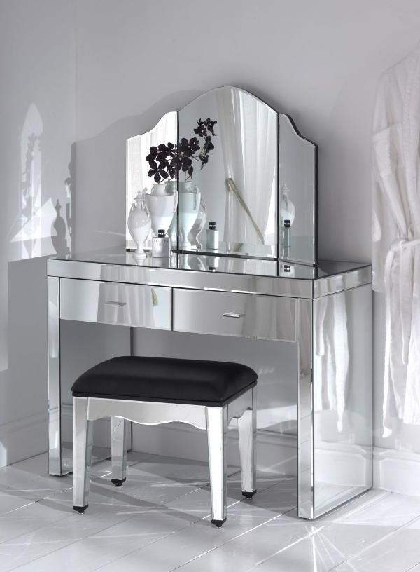 Vanity Table Circa 2000 And An Replica Here