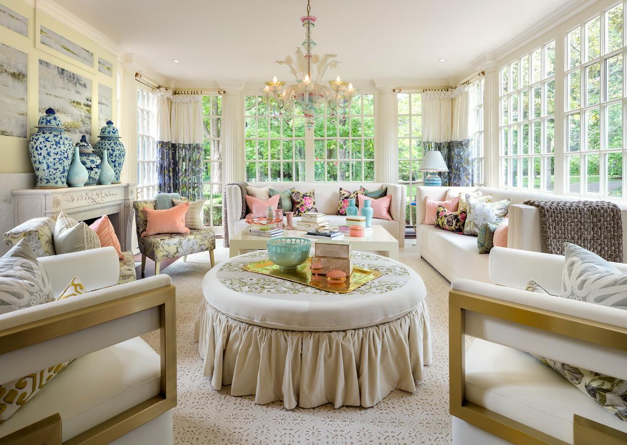 Maximalist Living Room Design By Lori Morris