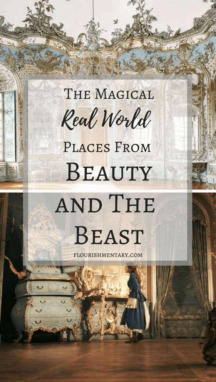 beauty and the beast design
