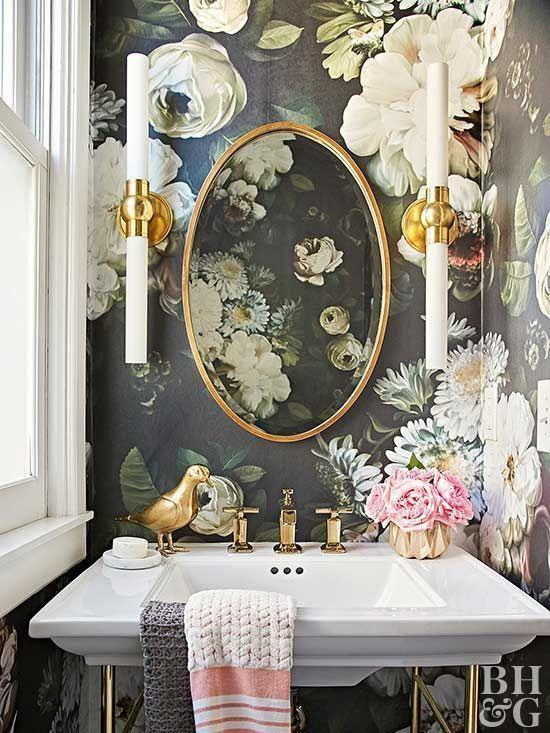 Tiny But Chic: 3 Easy Ideas For Small Bathrooms ...