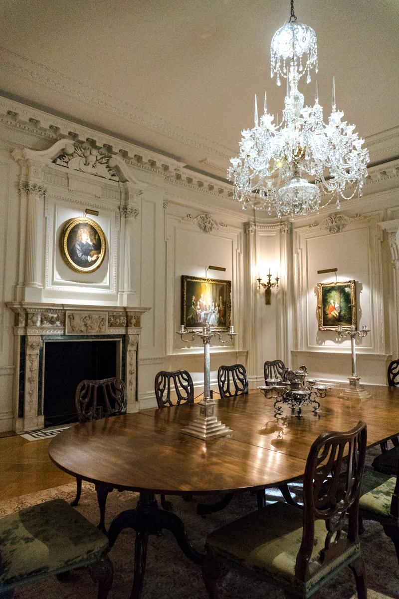 The Huntington Library Dining Room
