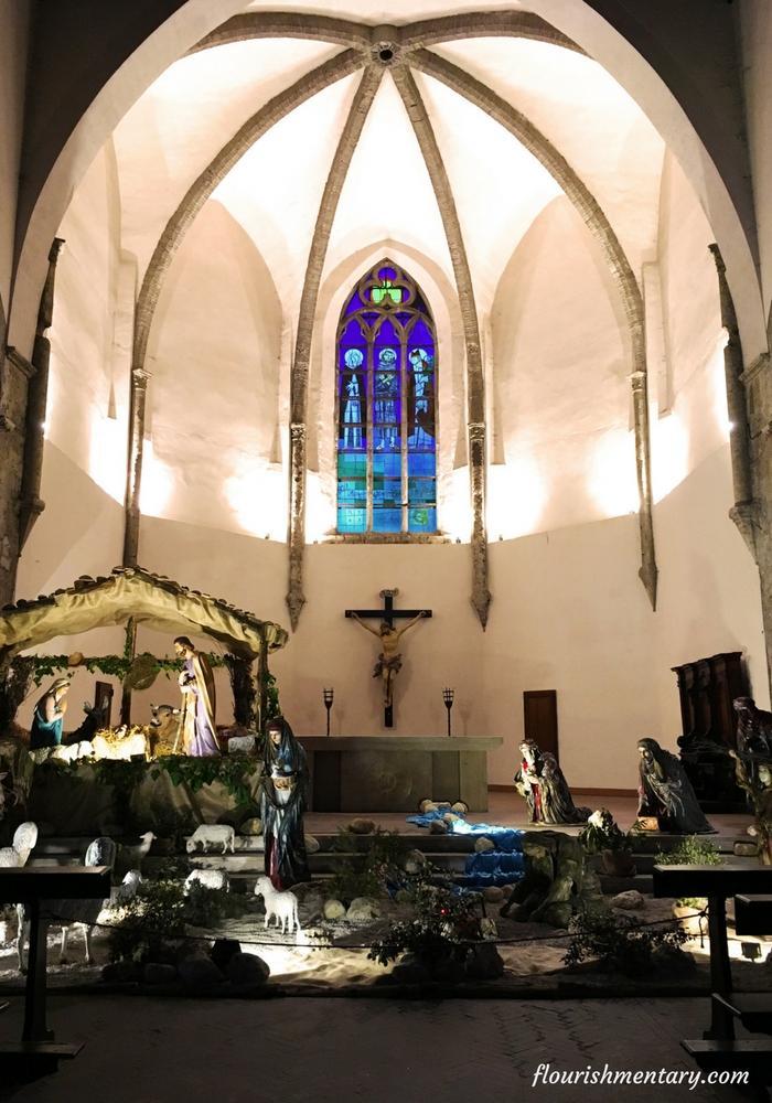 church narni italy
