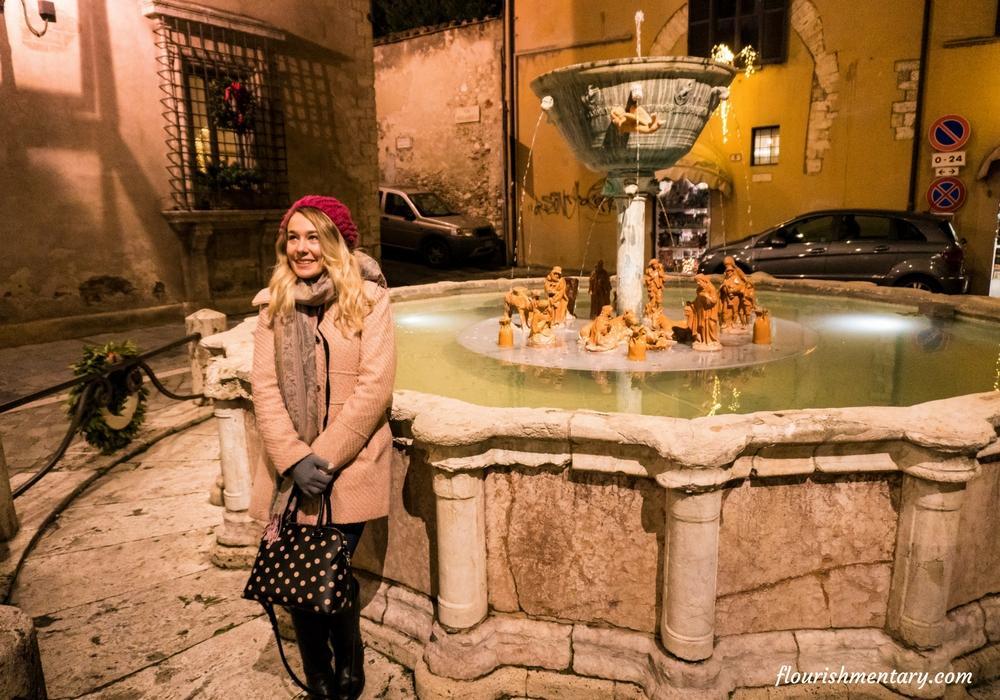 narni fountain