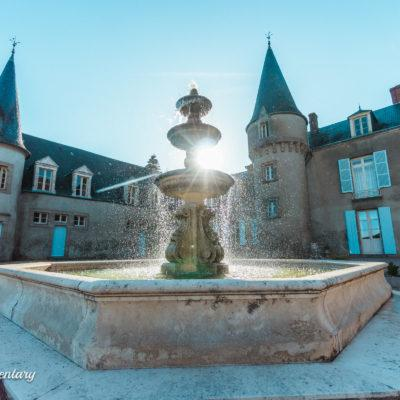 Wonder What It's Like To Live In A Castle? Restoring A Fairytale French Chateau
