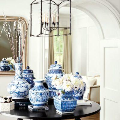 7 Elegant & Unique Ways To Decorate With Ginger Jars