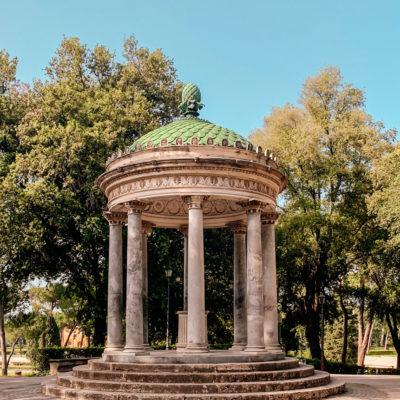 7 Magical Things To See In The Villa Borghese Gardens Of Rome