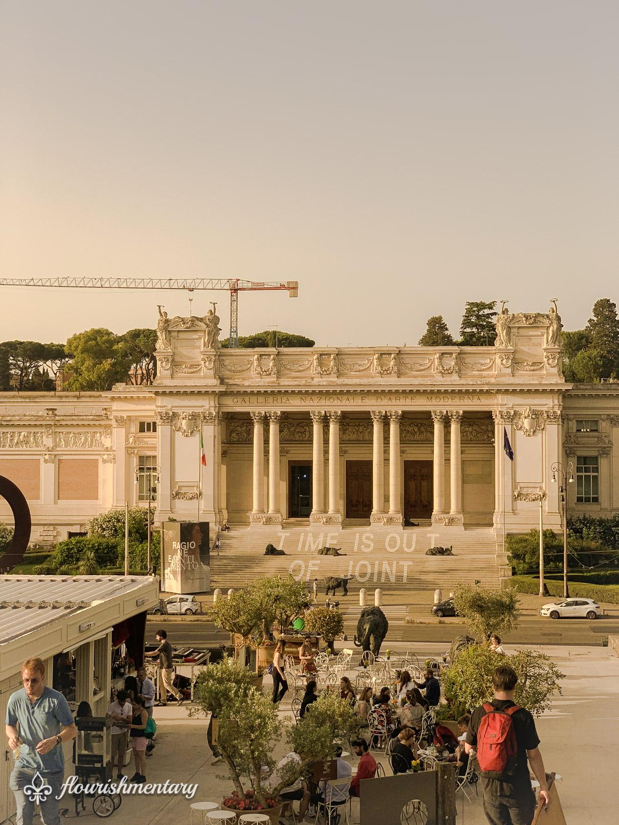 National Gallery of Modern and Contemporary Art rome