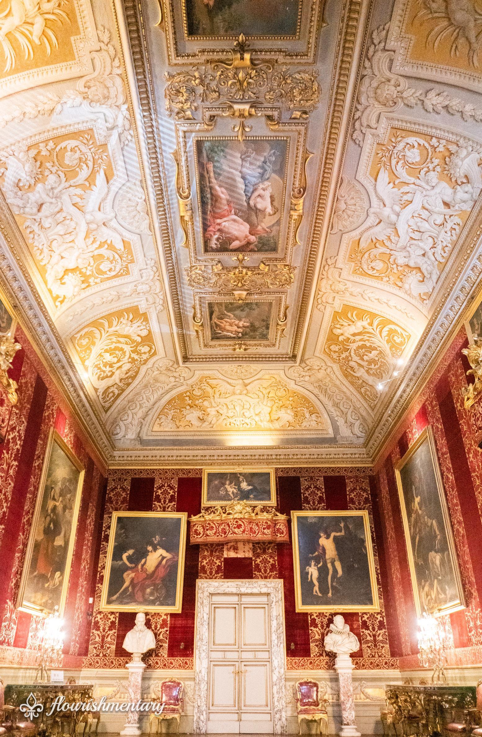 Salone dei Velluti Galleria Doria Pamphilj
