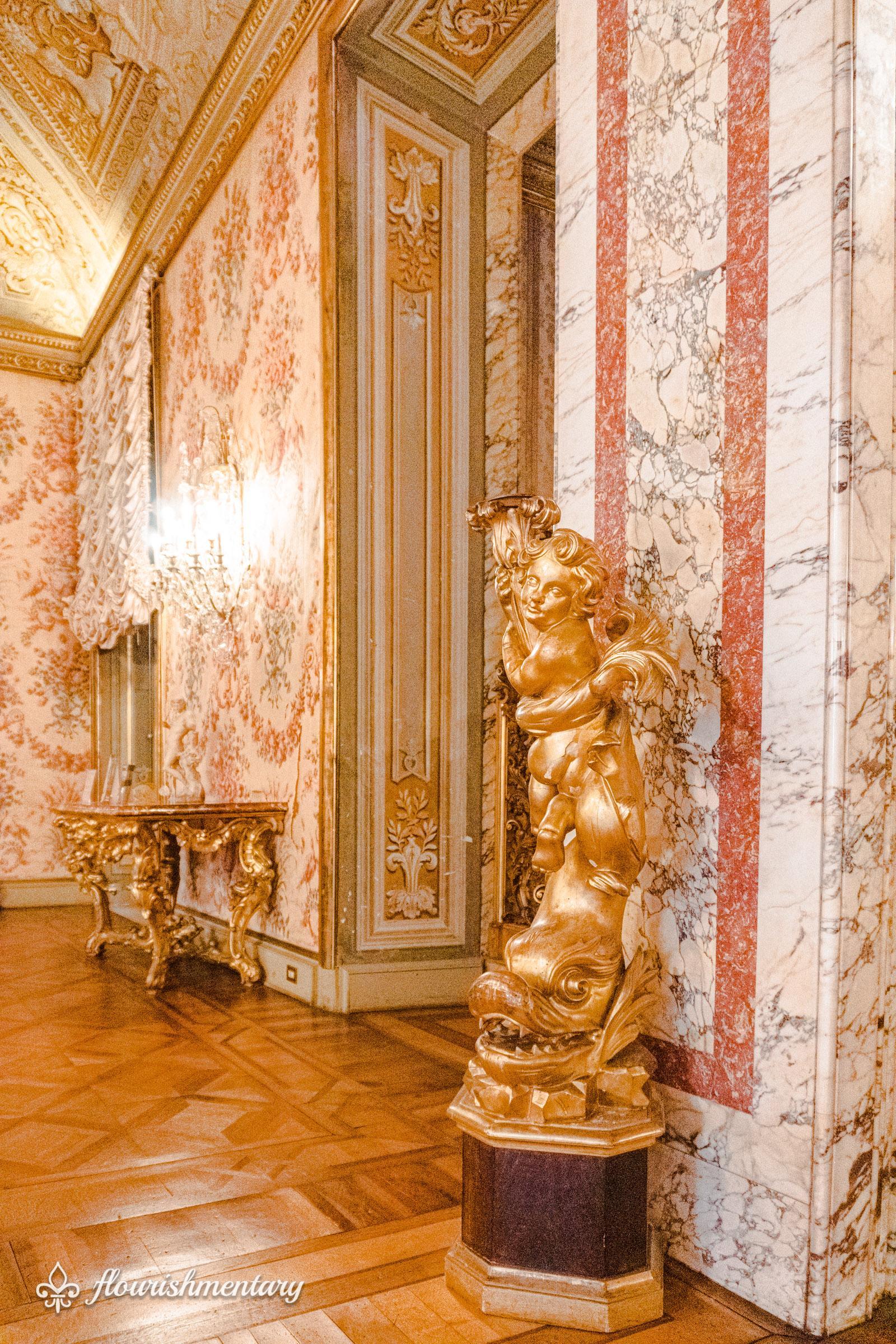 Galleria Doria Pamphilj ballroom