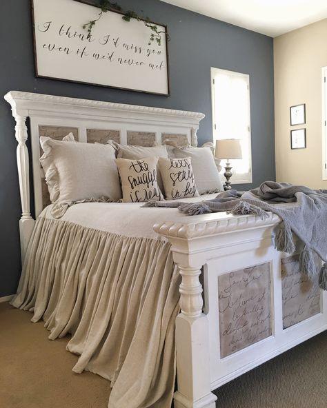 romantic bedroom quote
