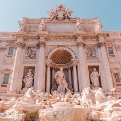 Where To Find The Best Fountains In Rome