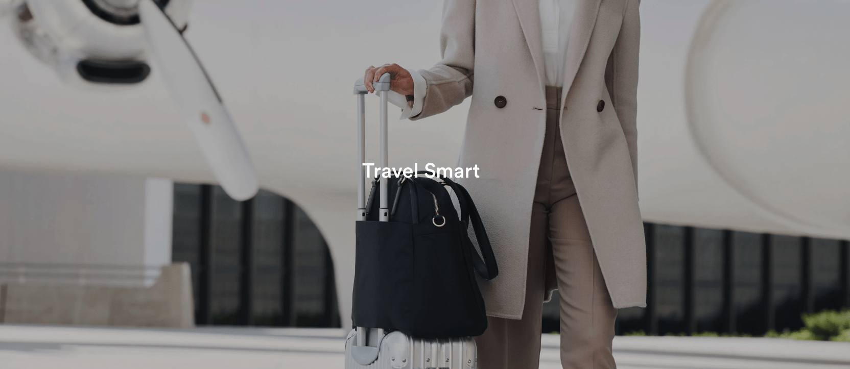 travel gifts lo and sons bag