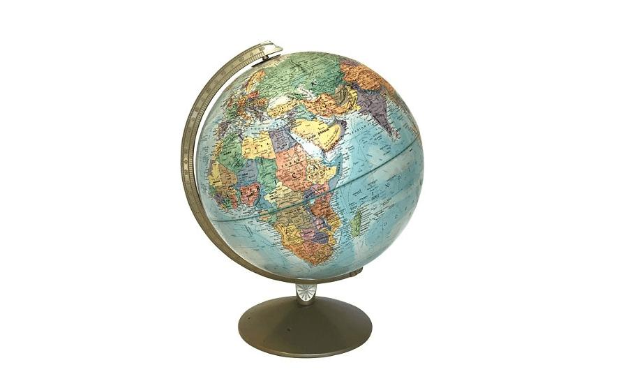 vintage globe travel gift ideas