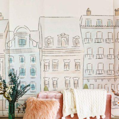 9 Wallpaper Mural Ideas That Will Totally Transform Your Room