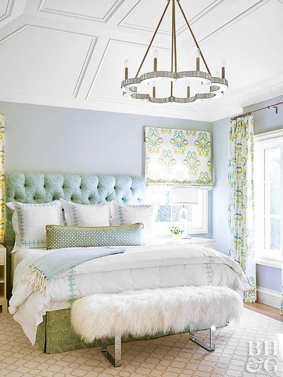 romantic bedroom bench
