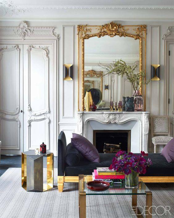 paris apartment decor furniture