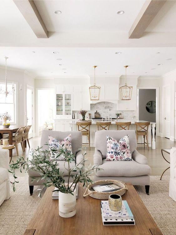 7 new traditional living room decor ideas for an elegant