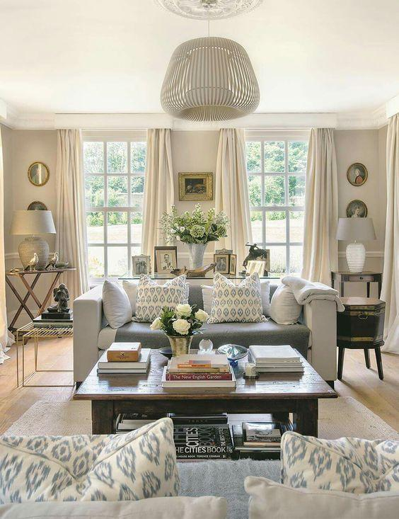 Living Room Update Ideas: 7 New Traditional Living Room Decor Ideas For An Elegant