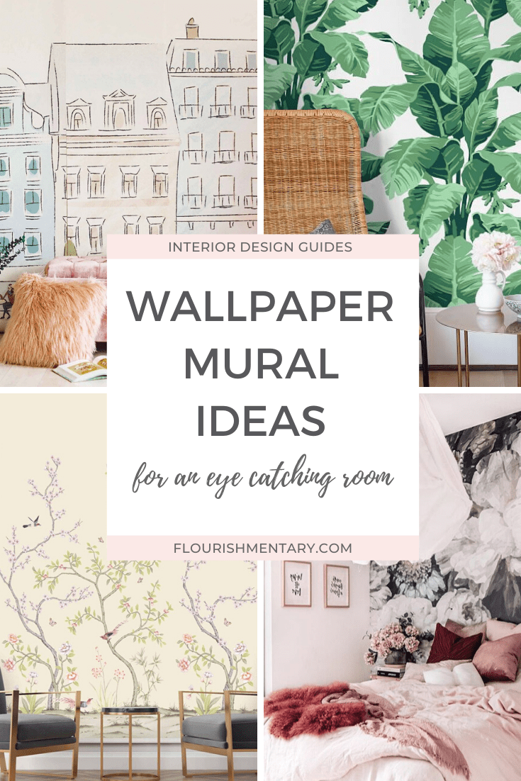 wallpaper wall mural ideas