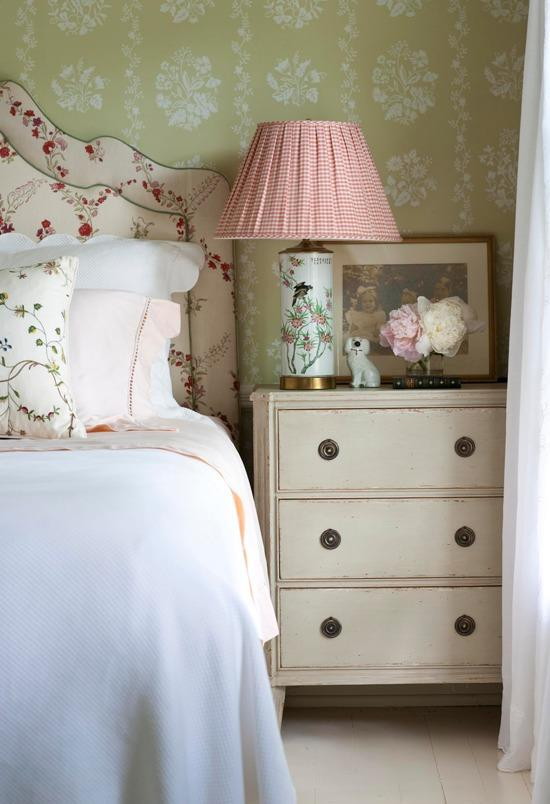 granny chic lamps