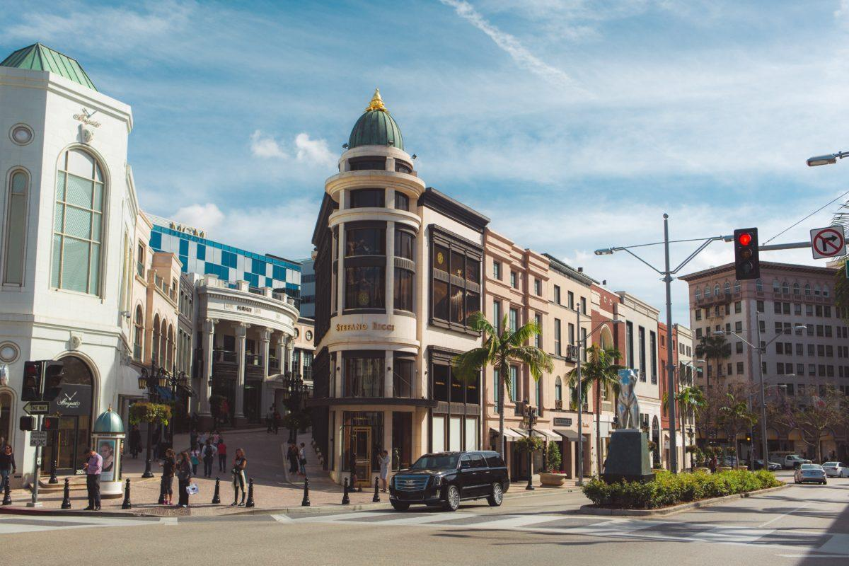 rodeo drive things to do in LA