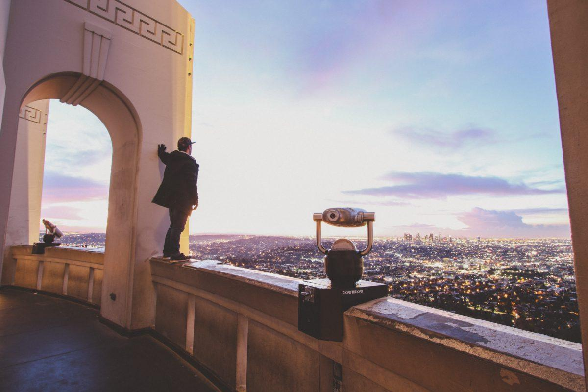 things to do in LA griffith observatory