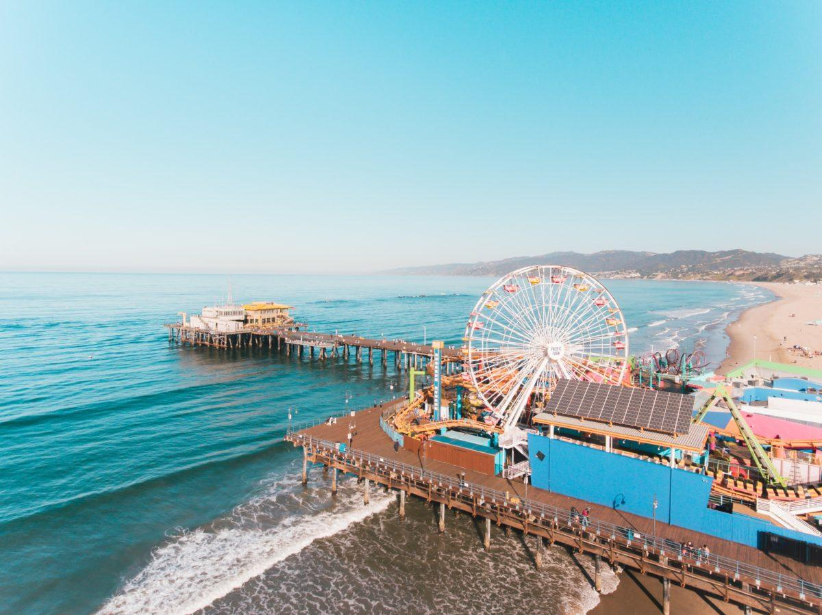 things to do in LA santa monica
