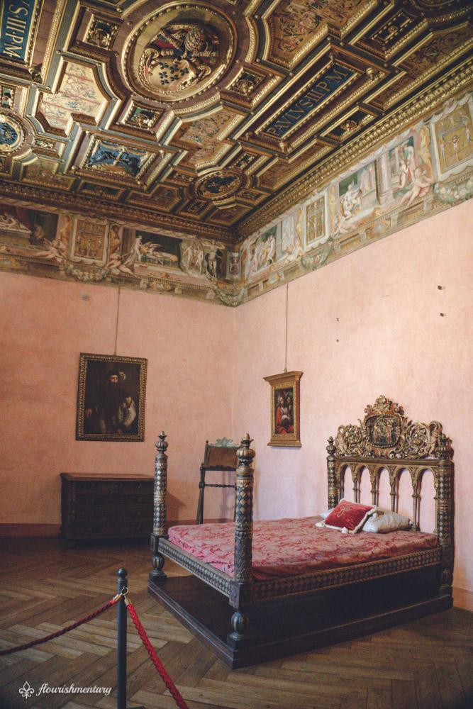 pope room