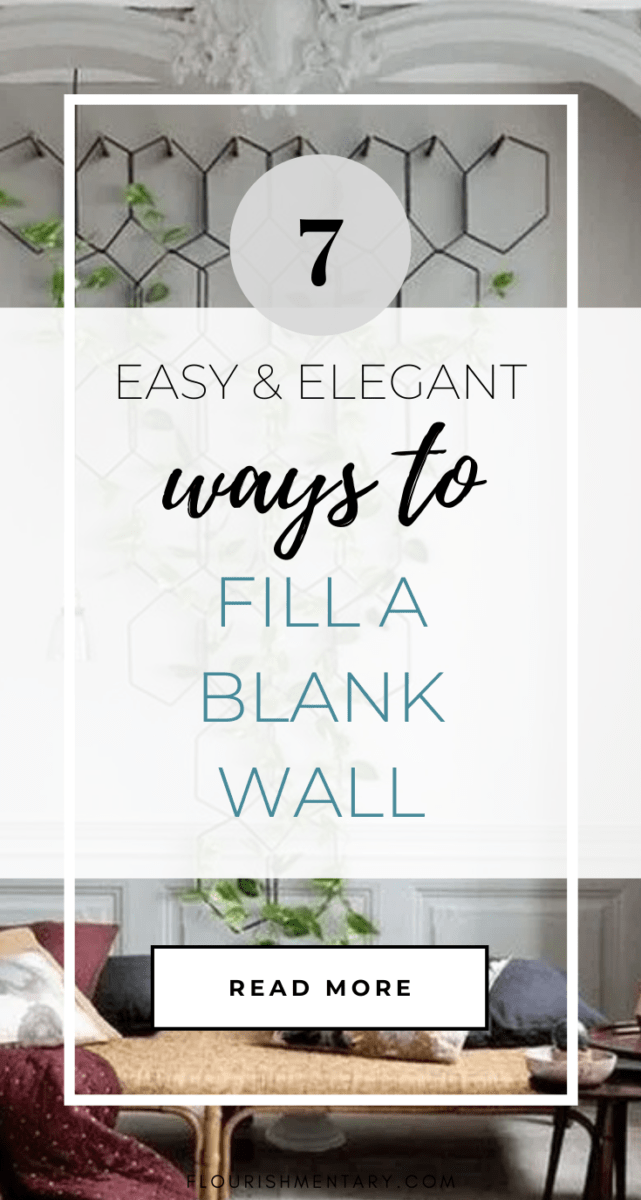 ways to fill a blank wall