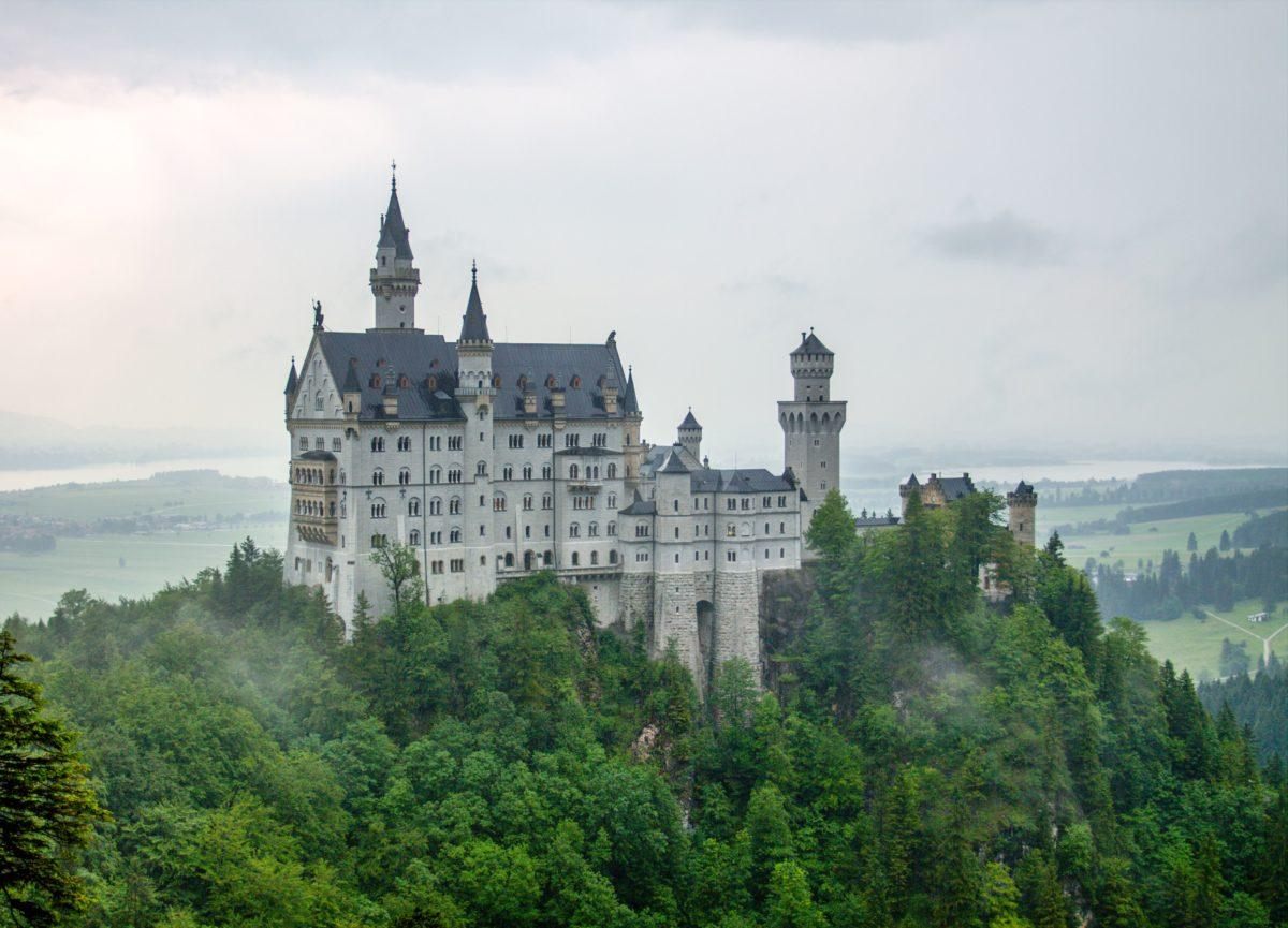 Virtual Tour of The Neuschwanstein Castle