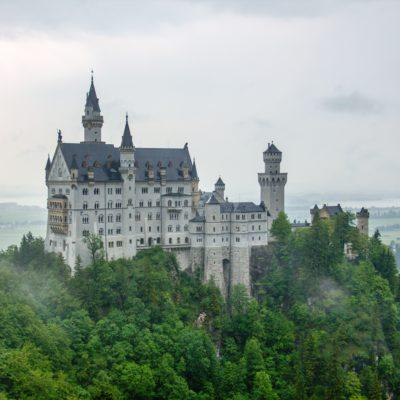 How To Take A Virtual Tour Of The World's Most Famous Castles