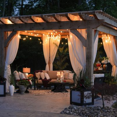 How To Decorate Your Patio To Look Like A Living Room