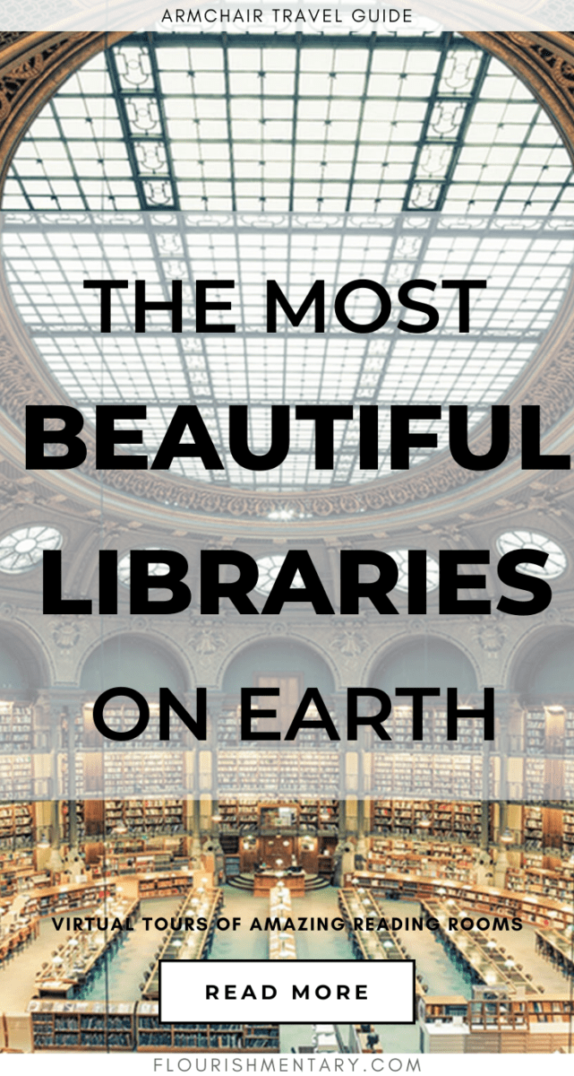 most beautiful libraries on earth