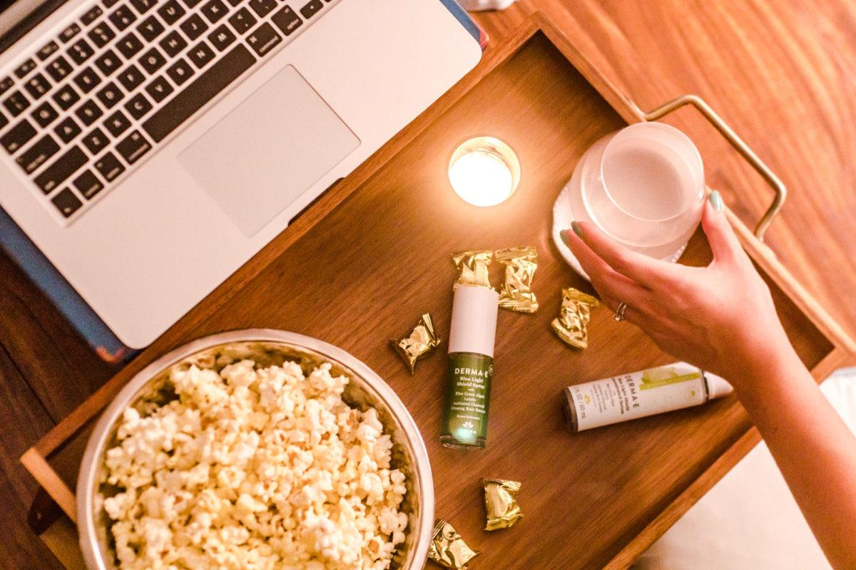 movie night at home indoor camping fun things to do at home