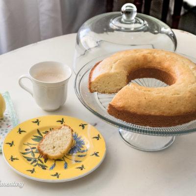 How To Make A Classic Italian Ciambellone Ring Cake