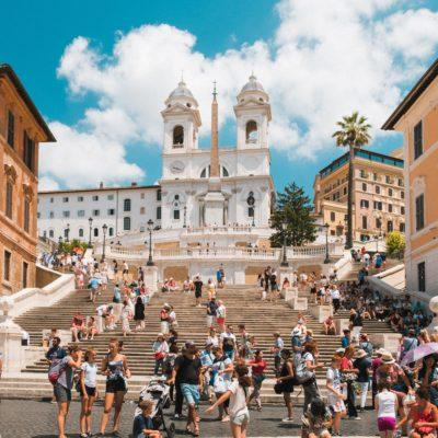 Here's How To Take A Roman Holiday Tour Of Rome