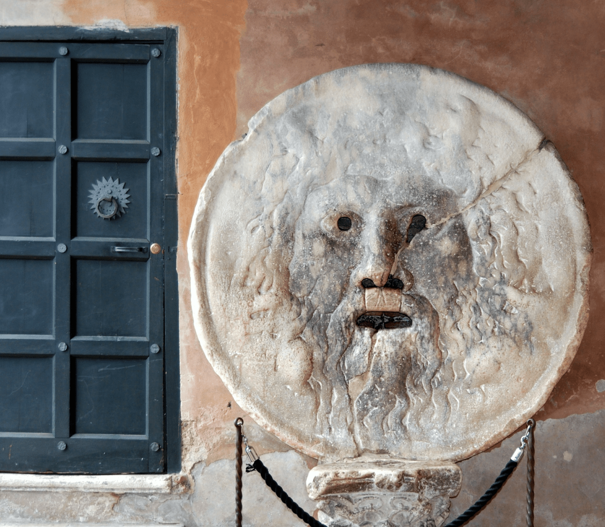 The Mouth of Truth, Piazza Bocca della Verità