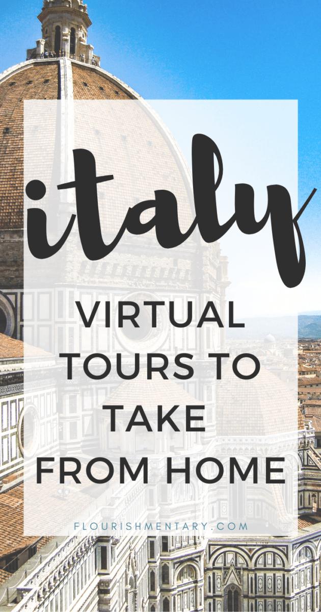 italy virtual tours