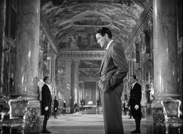locations from roman holiday Palazzo Colonna Gallery