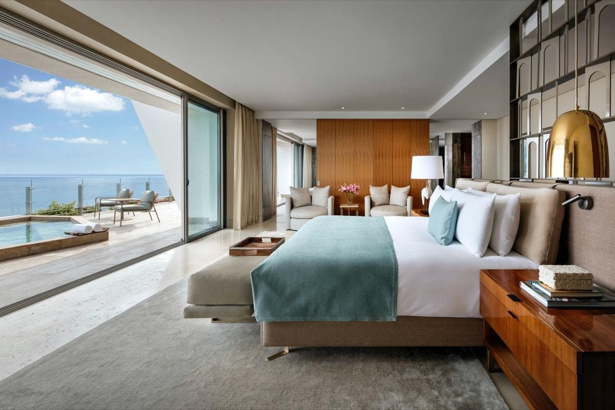luxury hotel decor ideas