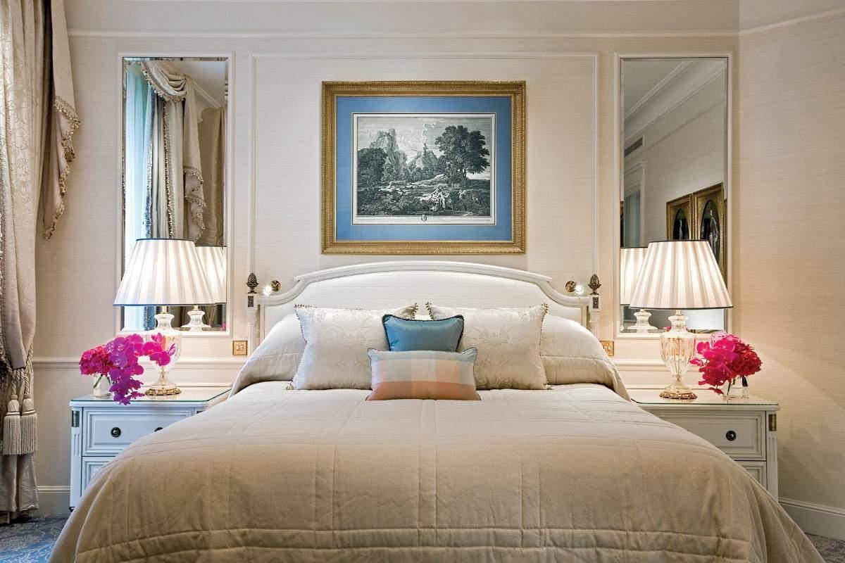 luxury hotel decor ideas