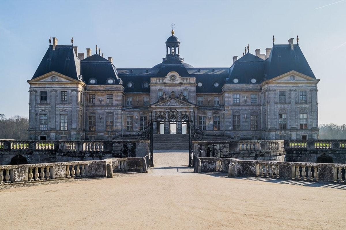Château Vaux-le-Vicomte Virtual Tour