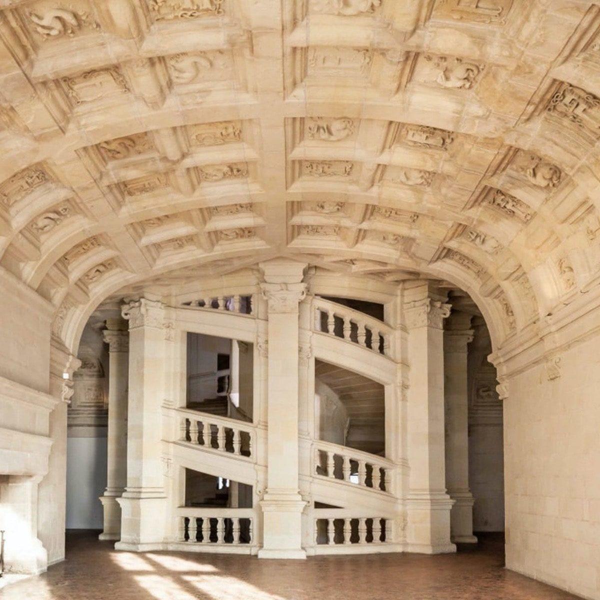 Château de Chambord Virtual Tour