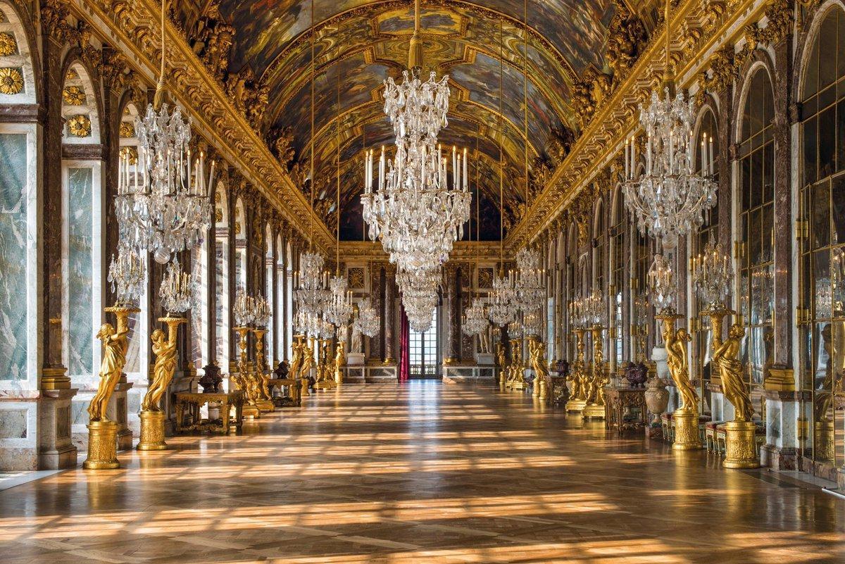 Chateau of Versailles Virtual Tour