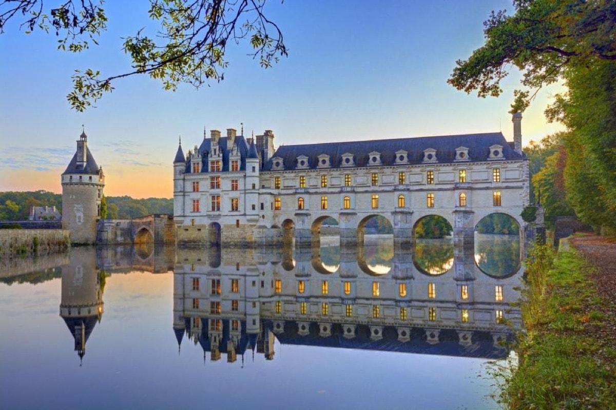 Château de Chenonceau Virtual Tour