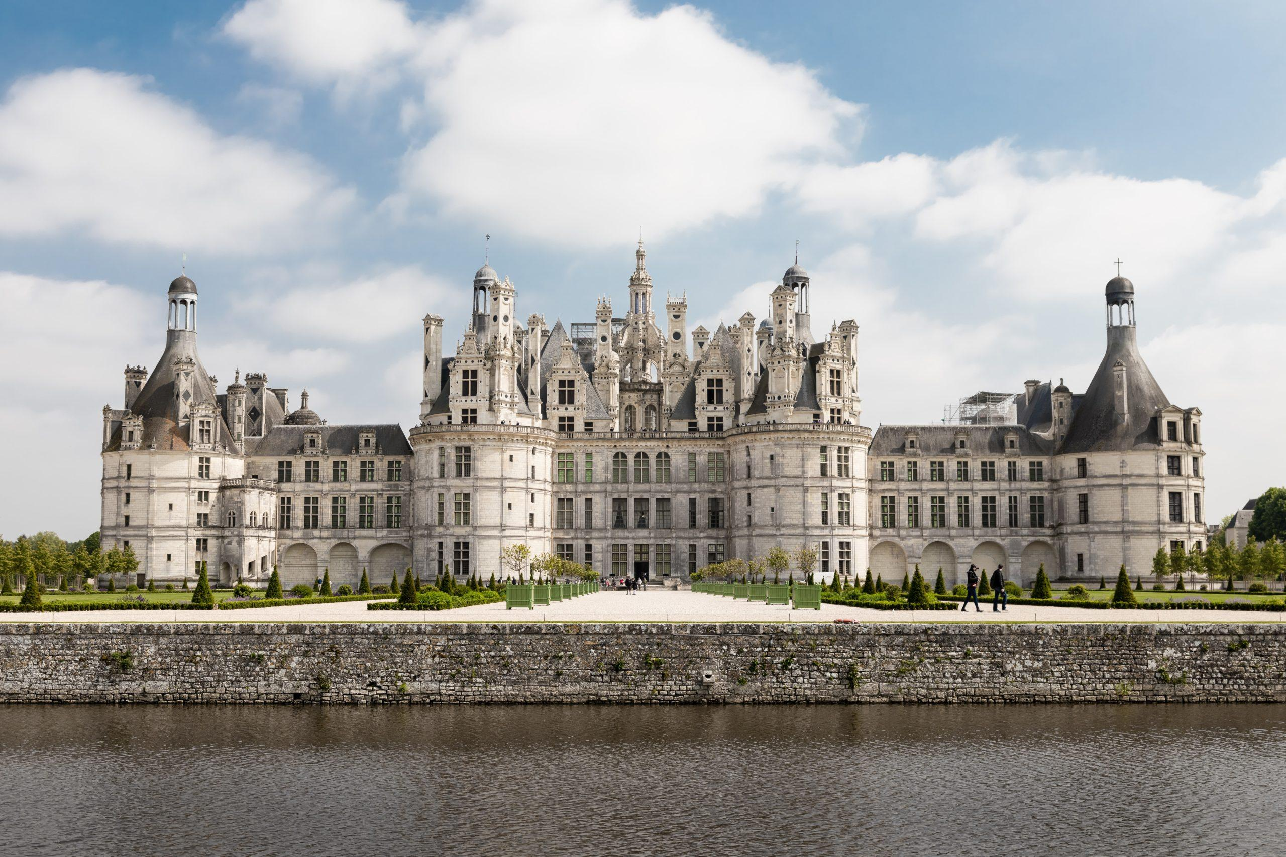 Visit The Most Incredible Castles In France With These Chateau Virtual Tours