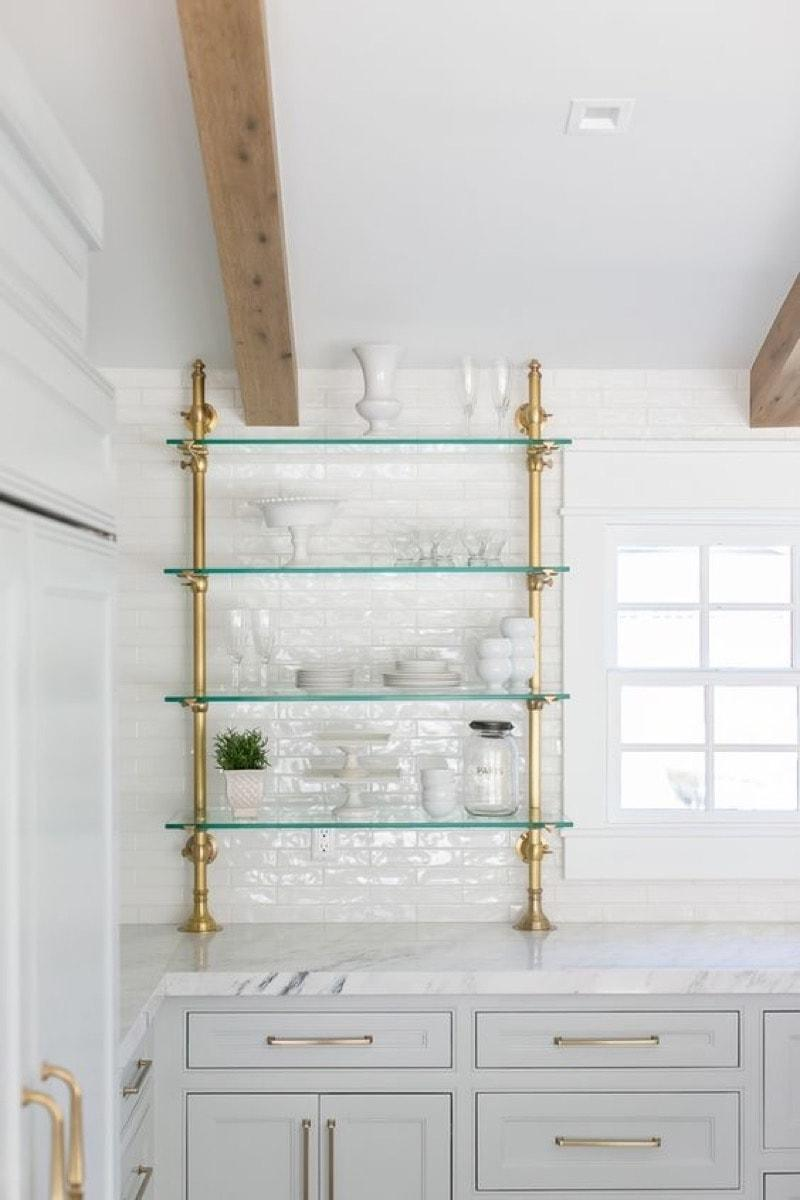 oepm shelves luxury kitchen